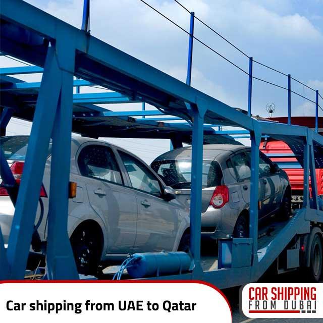 , Car shipping from UAE to Qatar